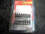 BLACK & DECKER Corded Drill 35 PC SCREWDRIVING BIT SET
